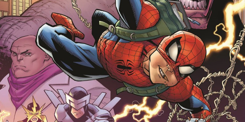 Spider-Man : free comic book day 2018