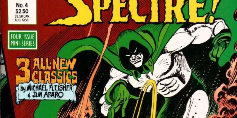 Wrath of the Spectre Michael-Fleisher et Jim Aparo