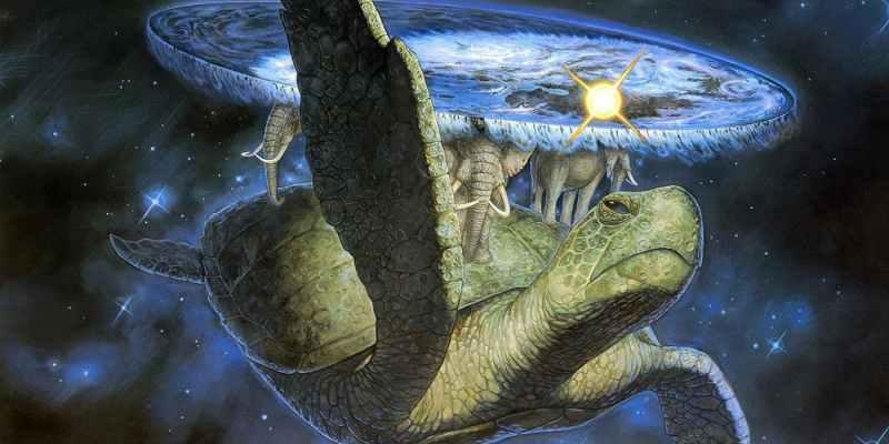 Le Disque-Monde de Terry Pratchette