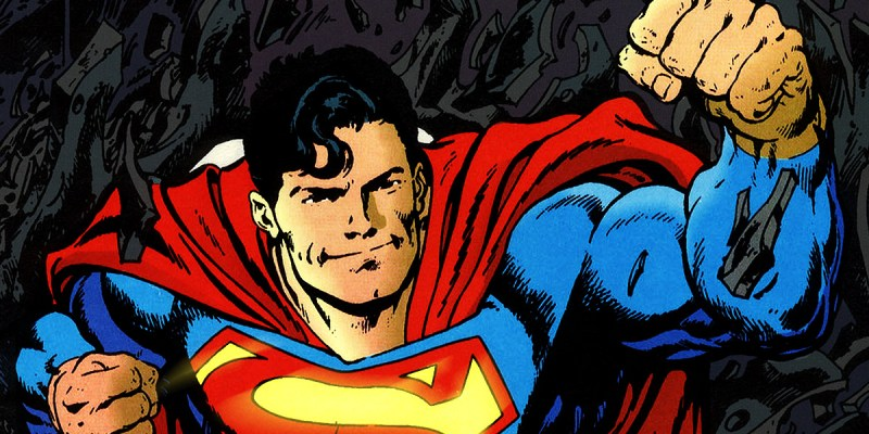 Superman par John Byrne dans Man of Steel
