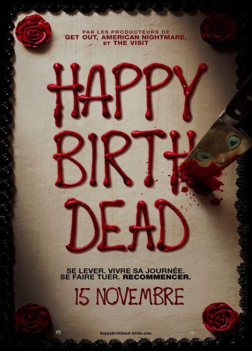 affiche Happy Birthdead