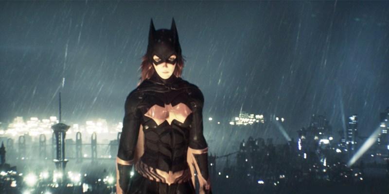 Batgirl dans le jeu vidéo Arkham Knight