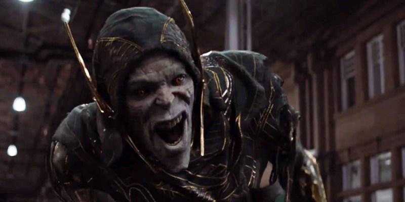 Corvus Glaive, de l'Ordre Noir de Thanos dans Avengers: Infinity War