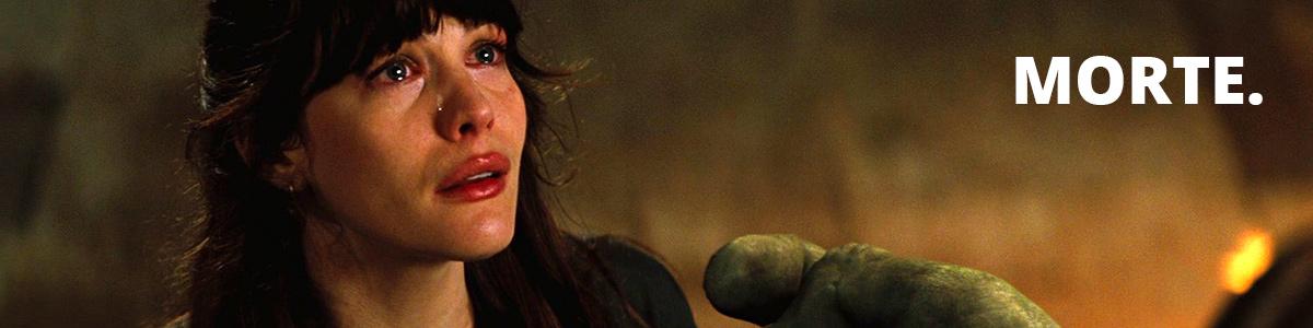 Betty Ross (Liv Tyler) dans l'Incroyable Hulk