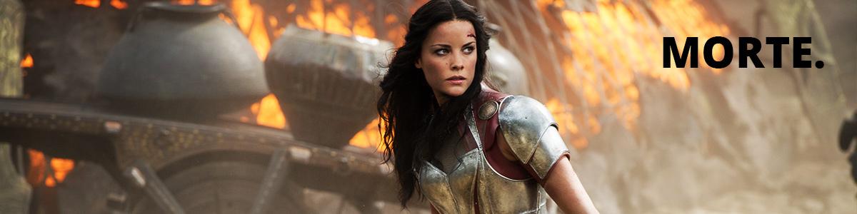 LAdy Sif (Jamie Alexander) dans Thor