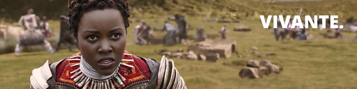 Nakia (Lupita Nyong'o) dans Black Panther