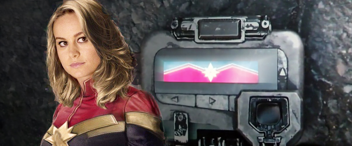 Captain Marvel dans Avengers: Infinity War