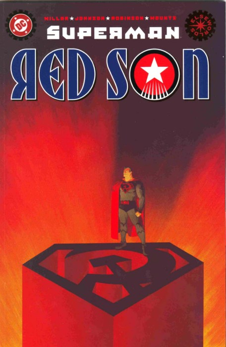 Superman Red Son couverture