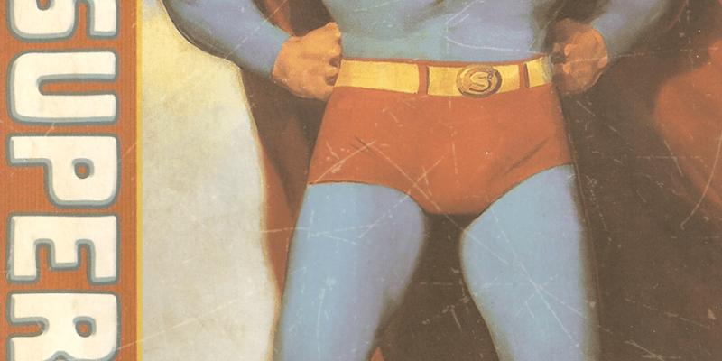 C'est Superman !