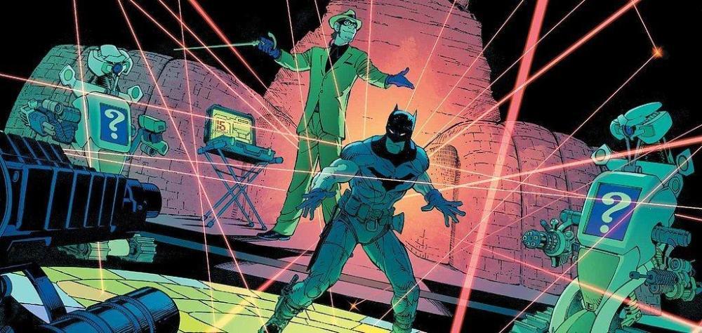 Batman: Zero Year, par Scott Snyder et Greg Capullo