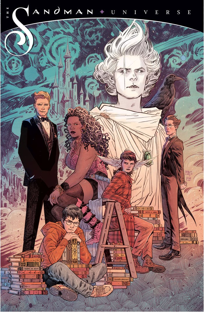 The Sandman Universe : The Deaming #1 (Bilquis Evely)