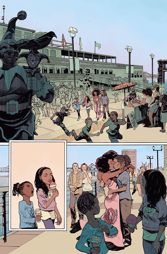 "The Sandman Universe : House of Whispers par Dominike ""Domo"" Stanton"