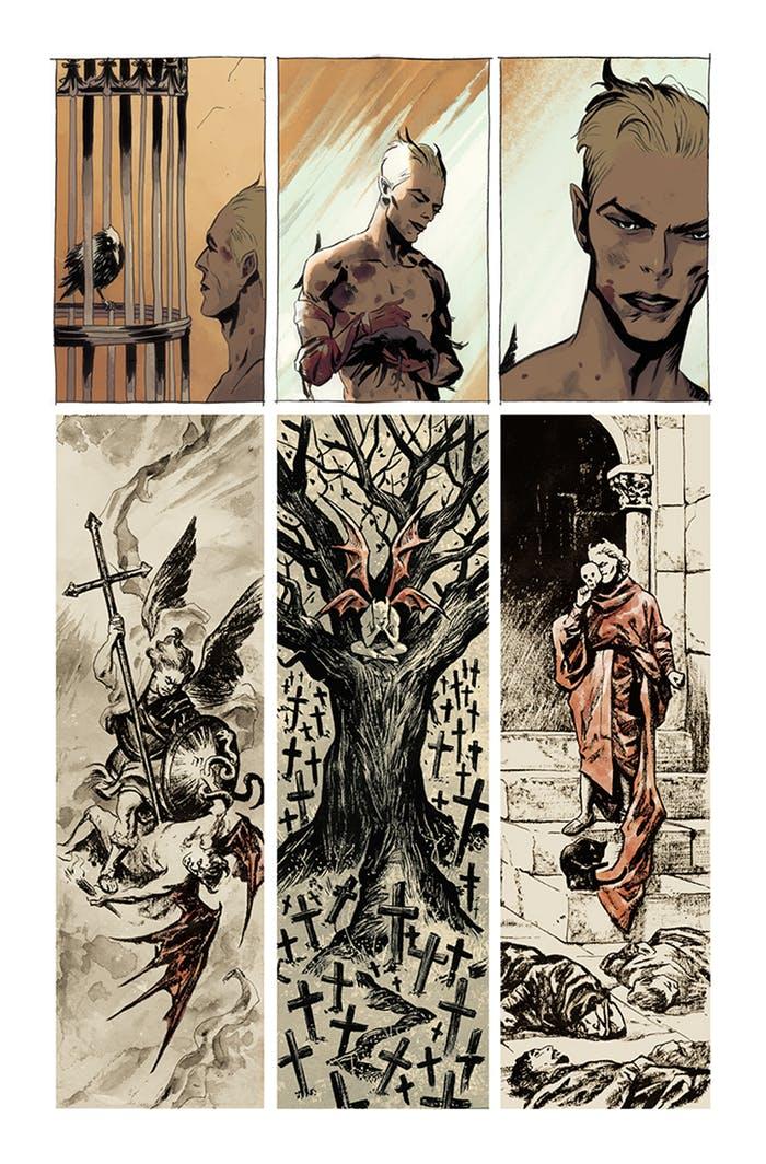 The Sandman Universe : Lucifer par Max and Sebastian Fiumara