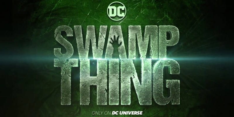 DC Universe : Swamp Thing