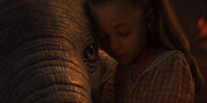 Dumbo par Tim Burton
