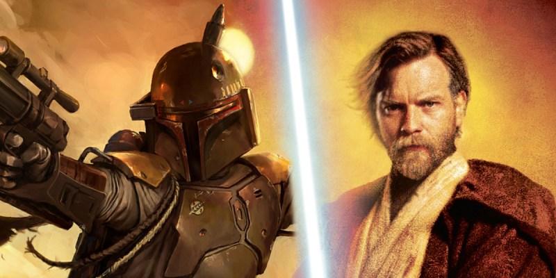 Obi-Wan Kenobi et Boba Fett, a Star Wars Story