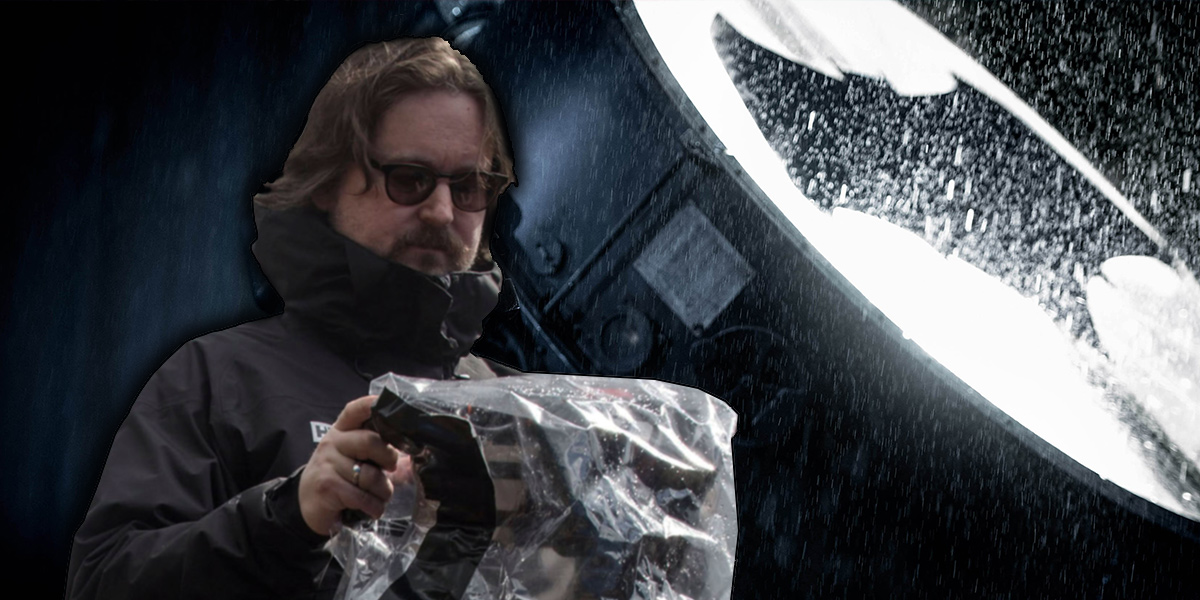 Matt Reeves, réalisateur de The Batman