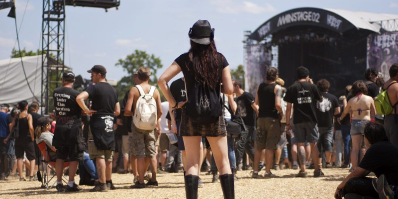 Hellfest - Photo : Dominique Clère