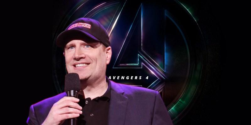 Kevin Feige à propos du titre d'Avengers 4