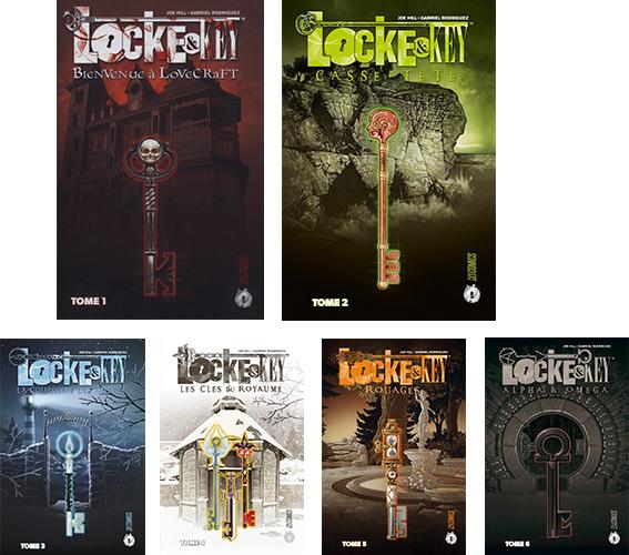 Loke & Key - tome 1 - HiComics