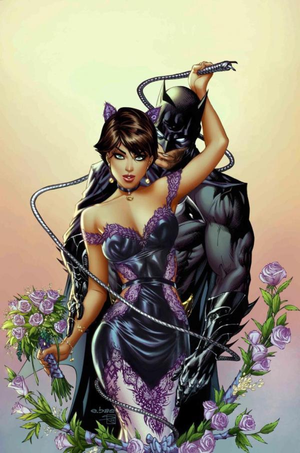 Batman #50, couverture alternative de Eric Basaldua