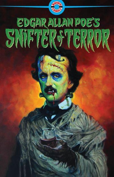 Edgar Allan Poe's Snifter of Terror, AHOY Comics