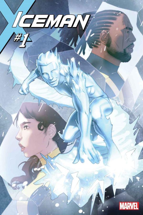 Iceman (2018) #1 (Marvel Comics) par W. Scott Forbes