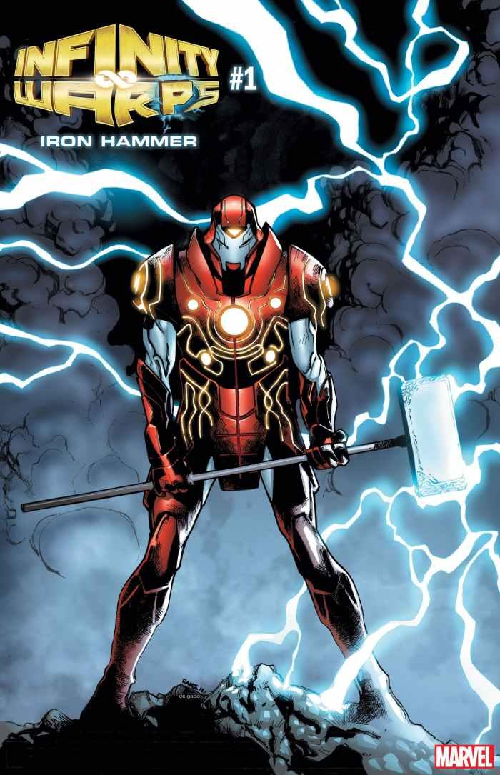Iron Hammer dans Infinity Warps