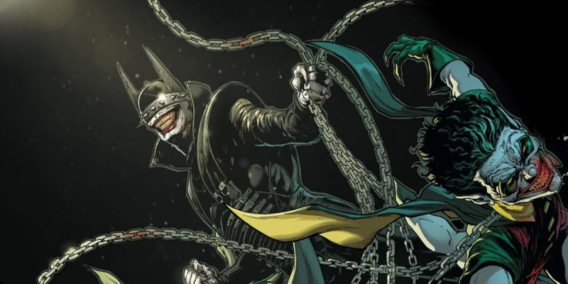 Dark Nights Metal : Batman Who Laughs