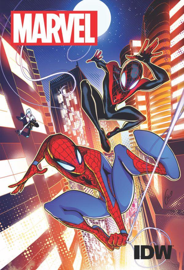 Spider-Man chez IDW