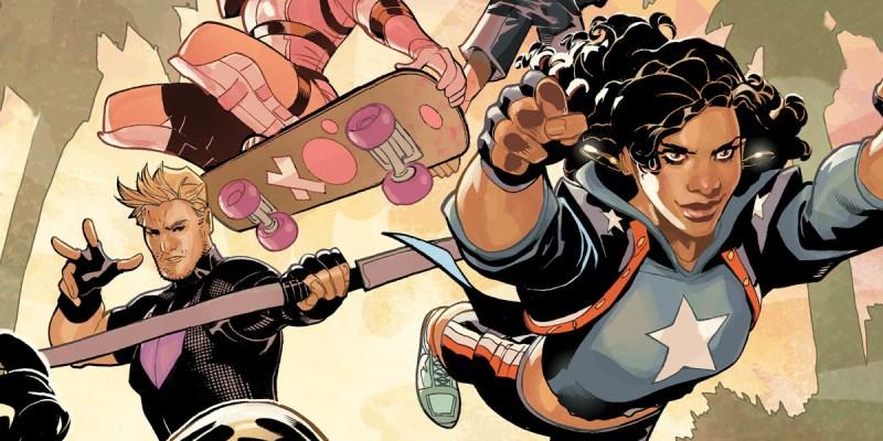 West Coast Avengers #1