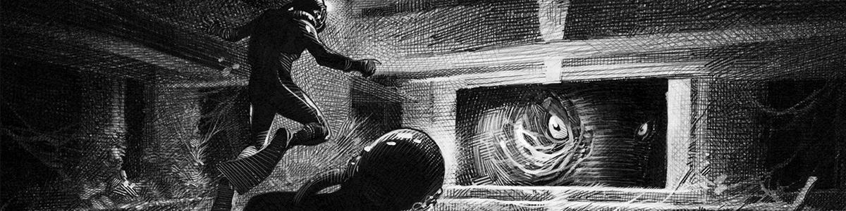 La Mort Vivante, par Olivier Vatine et Al