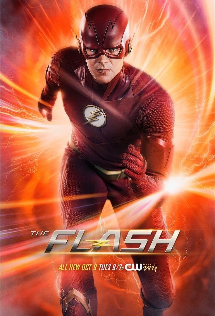 The Flash, saison 5