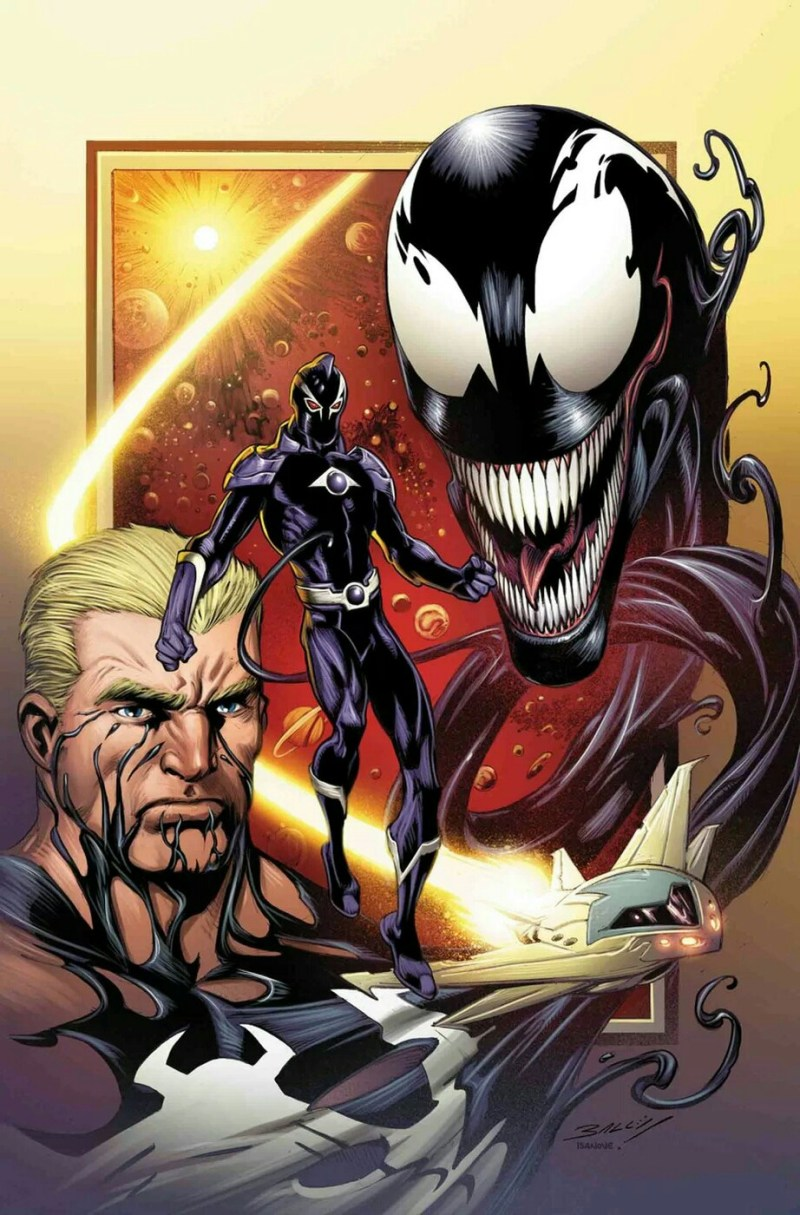 Venom: First Host #2 par Mark Bagley (Marvel Comics)