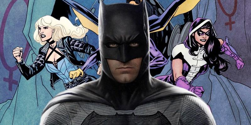 Birds of Prey : où est Batman ?