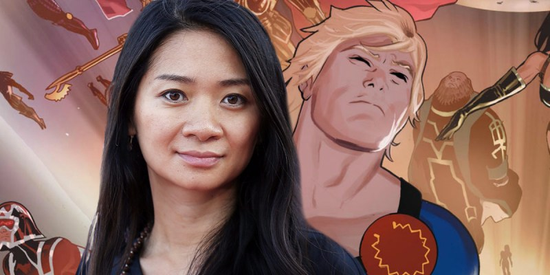 Chloé Zhao est la réalisatrice de The Eternals pour Marvel Studios