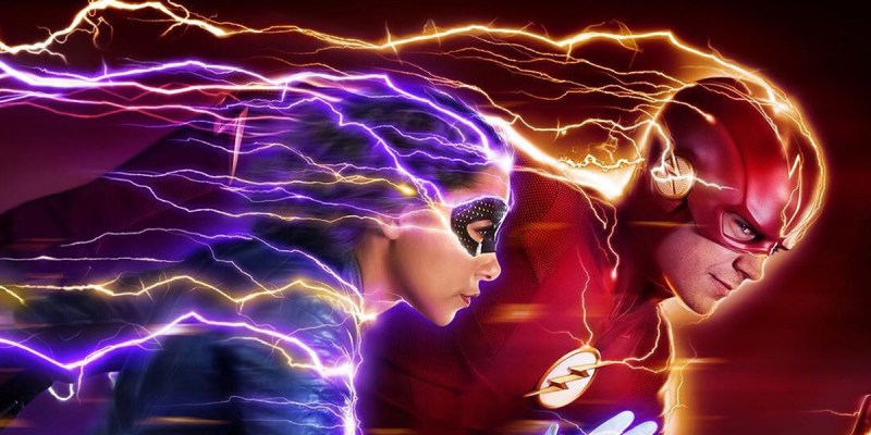 The Flash : l'affiche de la saison 5
