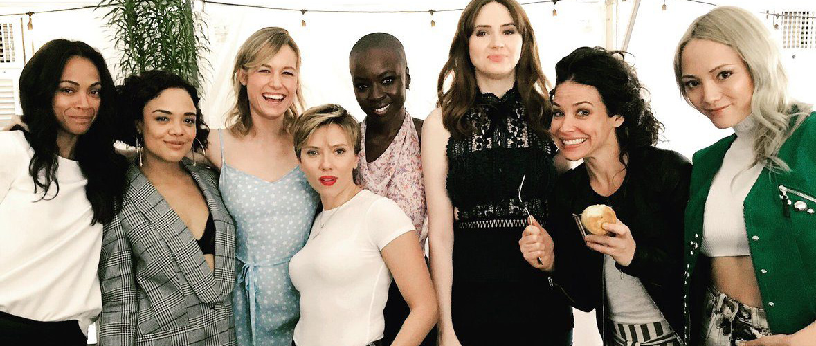 Women of MCU