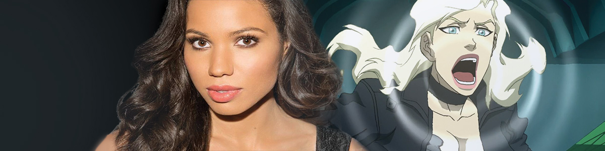 Jurnee Smollett-Bell est Black Canary dans Birds of Prey.