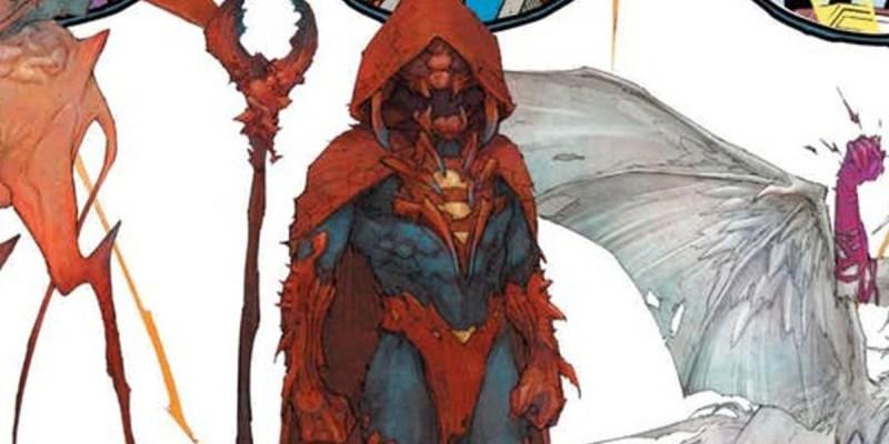 L'anti-multiverse de DC par Kenneth Rocafort