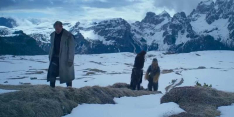 Solo: A Star Wars Story, scène coupée