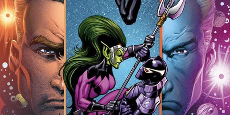 Venom Host #5, par Marc Bagley et Richard Isanove