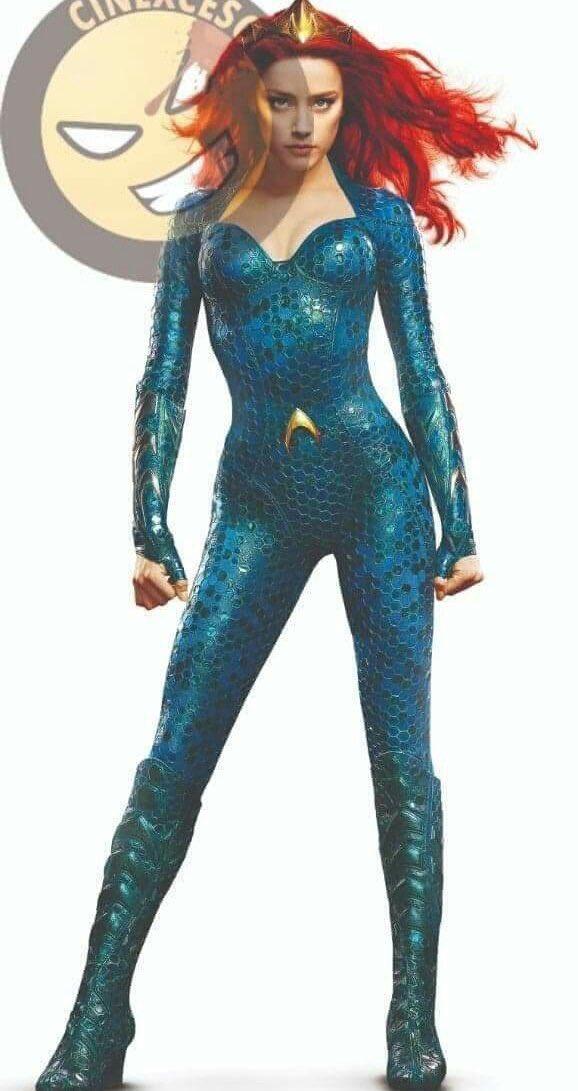 Mera, image promo d'Aquaman