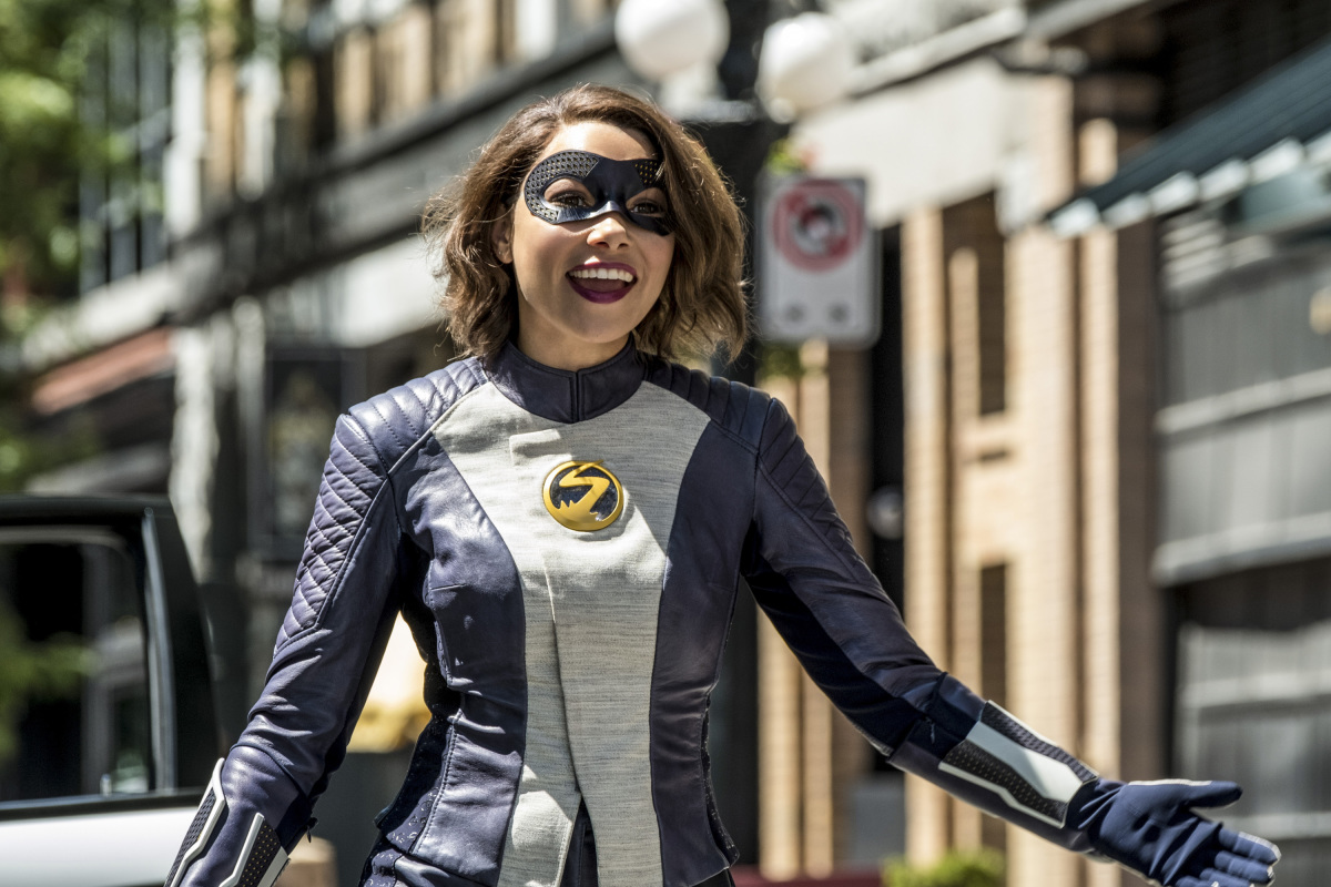 The Flash, saison 5, épisode 1 : Nora