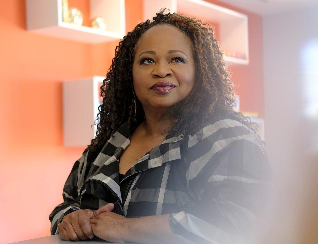 Pam Lifford, présidente de DC Entertainment
