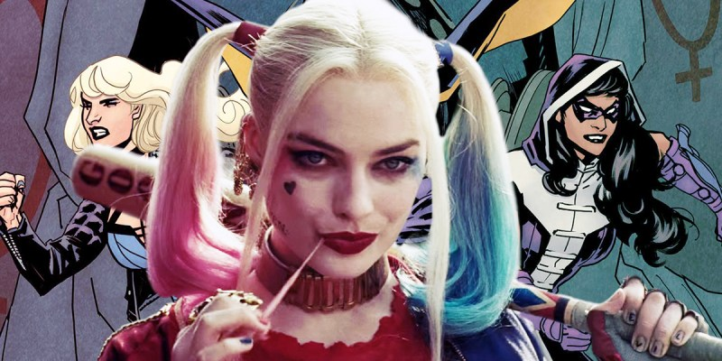 Birds of Prey, avec Harley Quinn (Margot Robbie)