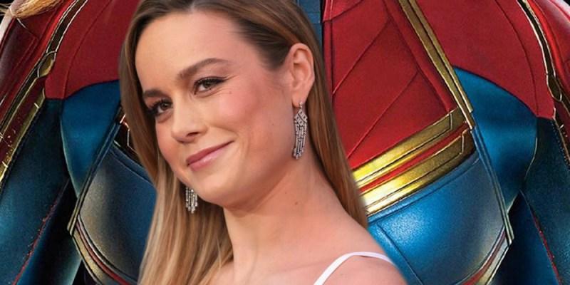 Brie Larson est Captain Marvel pour le MCU