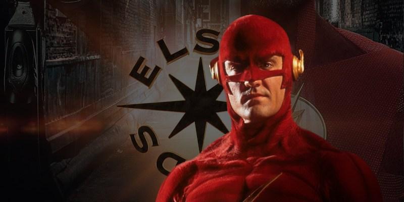 John Wesley Shipp, le Flash de la série TV des années 90, dans le crossover Elseworlds