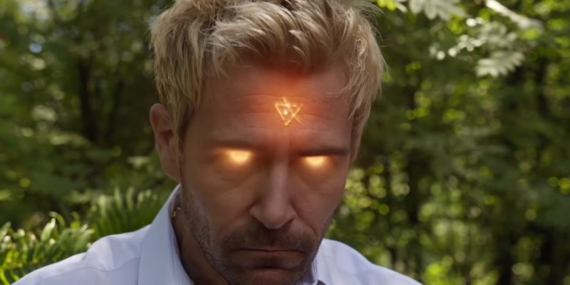 John Constantine (Matt Ryan) dans Legends of Tomorrow, saison 4