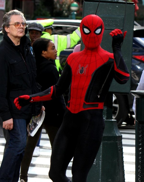 Spider-Man: Far From Home, tournage à New-York